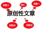 SEO丨新网站怎样发布优质的原创文章!!!