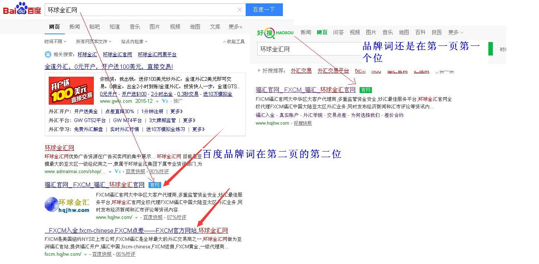 环球金汇网品牌词在第二页了.jpg